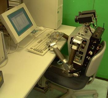 typing-robot